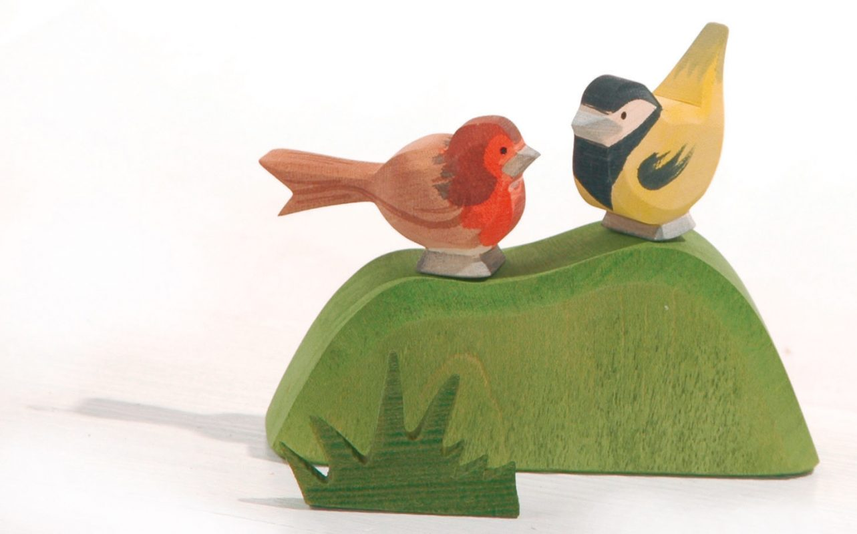 Ostheimer Birds in the Bush