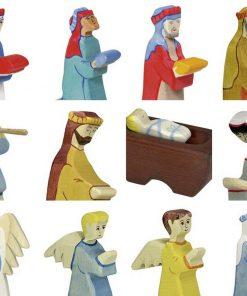 Holztiger Nativity 2